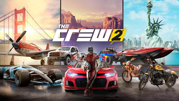The Crew 2 Standart Edition