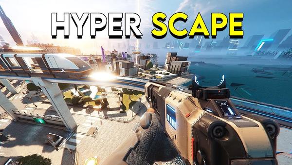 Hyper Scape Beta'ya Nasıl Erişilir?