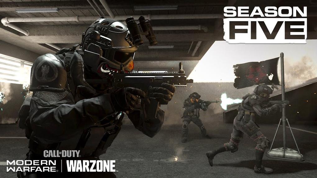 CoD: Modern Warfare ve Warzone Sezon 5 Haftaya Başlıyor