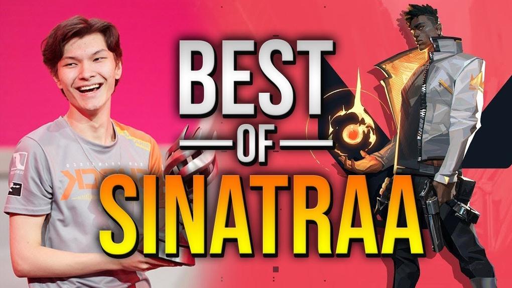 Valorant Oyuncusu Sinatraa'nın Crosshair ve Oyun Ayarları