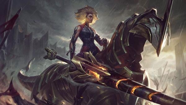 League of Legends'ın Yeni Şampiyonu Rell