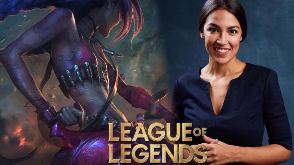 ABD T. Meclisi Üyesi A. Cortez, League of Legends'ın Siyasi Kariyerine Nasıl Yardımcı Olduğunu Anlatıyor