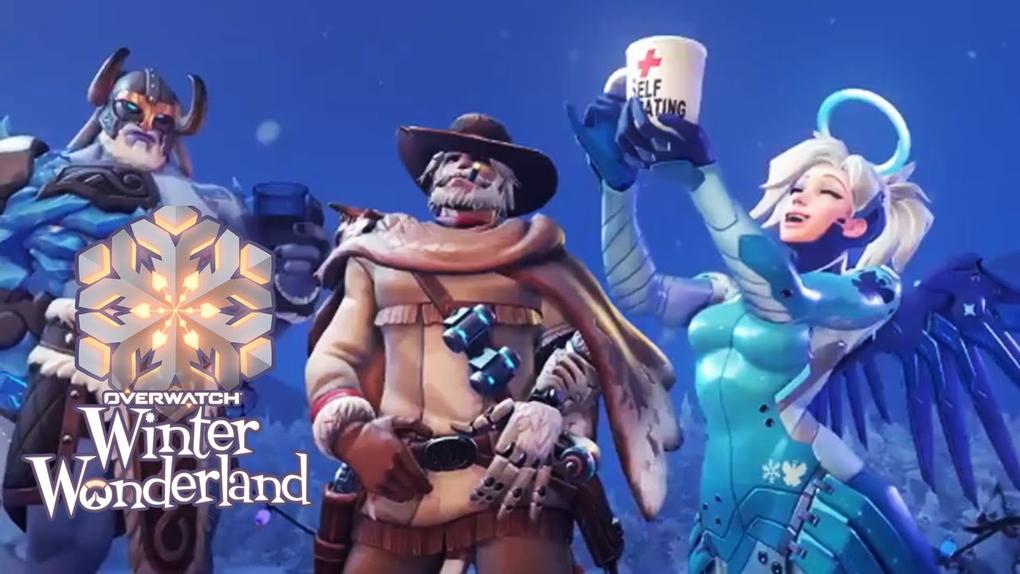 Overwatch Winter Wonderland 2020 Yakında Başlıyor