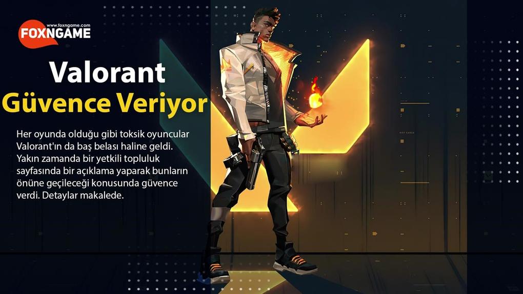 Valorant, Toksik Oyunculara Karşı Önlemini Alıyor