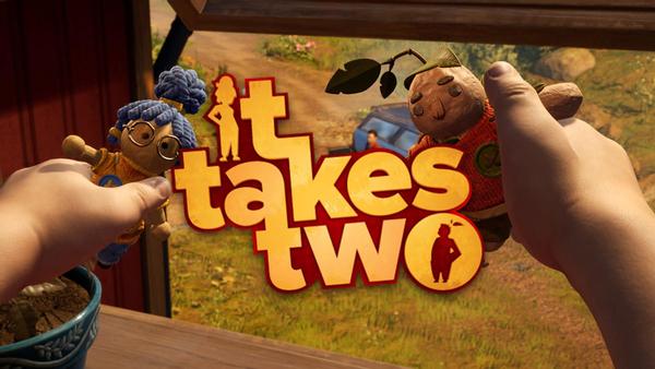 It Takes Two - Origin