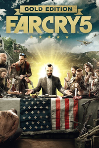 Far Cry 5 - Gold Edition Steam