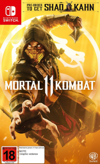 Mortal Kombat 11 Steam