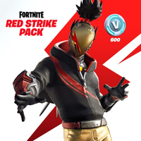 Fortnite Başlangıç Paketi V8 Red Strike