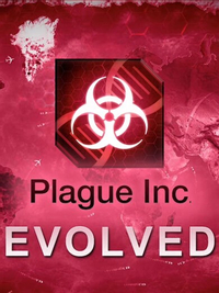 Plague Inc: Evolved Steam