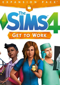 The Sims 4 Get to Work DLC