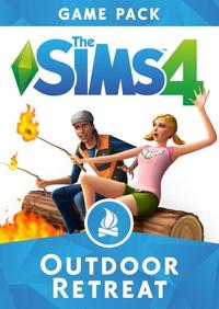 The Sims 4 Outdoor Retreat DLC