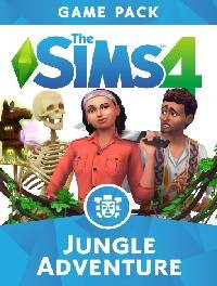 The Sims4 Jungle Adventure DLC