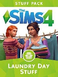 The Sims4 Laundry Day Stuff DLC