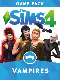 The Sims 4 Vampires DLC