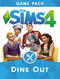 Sims 4 Dine Out DLC