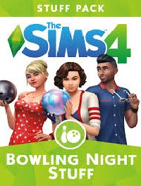 Sims 4 Bowling Night Stuff DLC