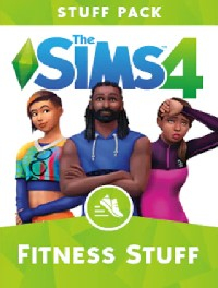 Sims 4 Fitness Stuff DLC