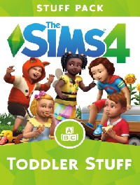 Sims 4 Toddler Stuff DLC