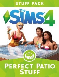 Sims 4 Perfect Patio Stuff DLC