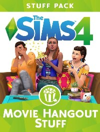 Sims 4 Movie Hangout Stuff DLC