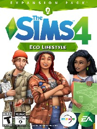 The Sims 4 Eco Lifestyle DLC