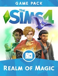 Sims 4 Realm of Magic DLC