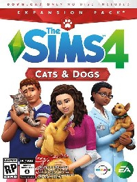 Sims 4 Cats And Dogs DLC