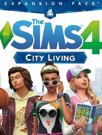 Sims 4 City Living DLC