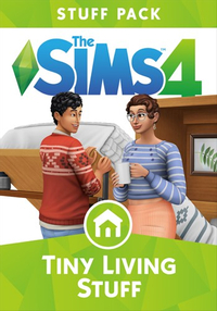 Sims 4 Tiny Living Stuff DLC