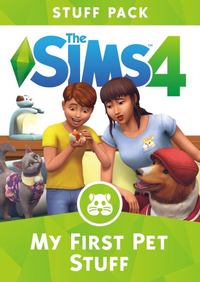 Sims 4 My first Pet Stuff DLC
