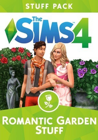 Sims 4 Romantic Garden Stuff DLC