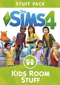 Sims 4 Kids Room Stuff DLC