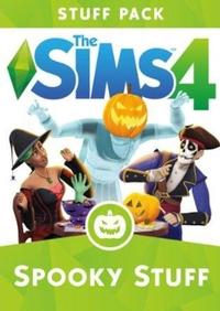 Sims 4 Spooky Stuff DLC