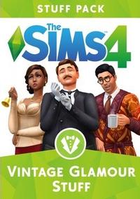 Sims 4 Vintage Glamour Stuff DLC