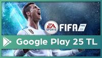 Fifa Mobile Google Play 25 TL