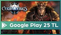 Clash of Kings Google Play 25 TL