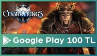 Clash of Kings Google Play 100 TL