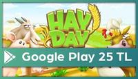Hayday Google Play 25 TL
