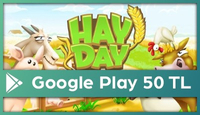 Hayday Google Play 50 TL