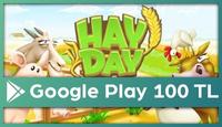 Hayday Google Play 100 TL