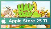 Hayday Apple Store 25 TL