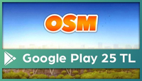 Online Soccer Manager Google Play 25 TL