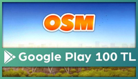 Online Soccer Manager Google Play 100 TL