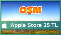 Online Soccer Manager Apple Store 25 TL