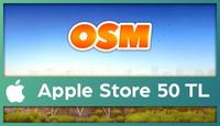 Online Soccer Manager Apple Store 50 TL