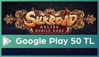 Silkroad Online Google Play 50 TL