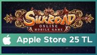 Silkroad Online Apple Store 25 TL