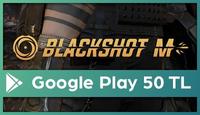 BlackShot M Google Play 50 TL