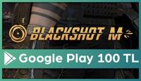 BlackShot M Google Play 100 TL