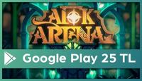 AFK Arena Google Play 25 TL